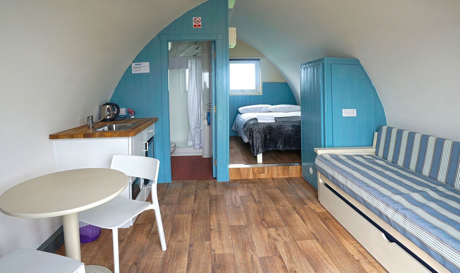 Glamping In Ireland Aran Islands Beachside Self Catering